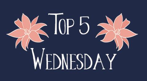 Top 5 Wednesday image