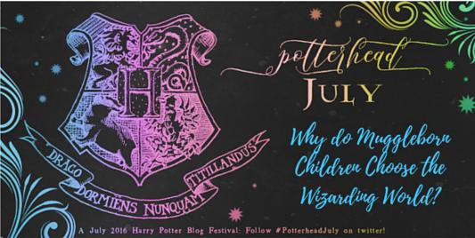 Potterhead July